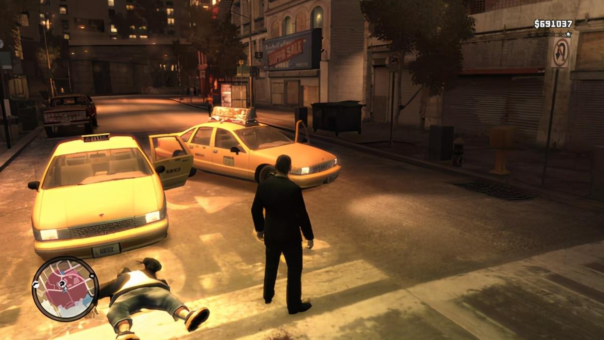 "《GTA4》新车辆包MOD截图 上世纪经典""老爷车"""