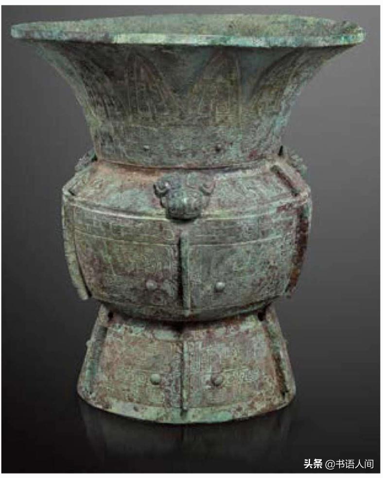一口气读懂青铜器:鼎簋甗鬲豆,爵觚罍尊觥,匜盘鉴,镈铙钲铃鼓