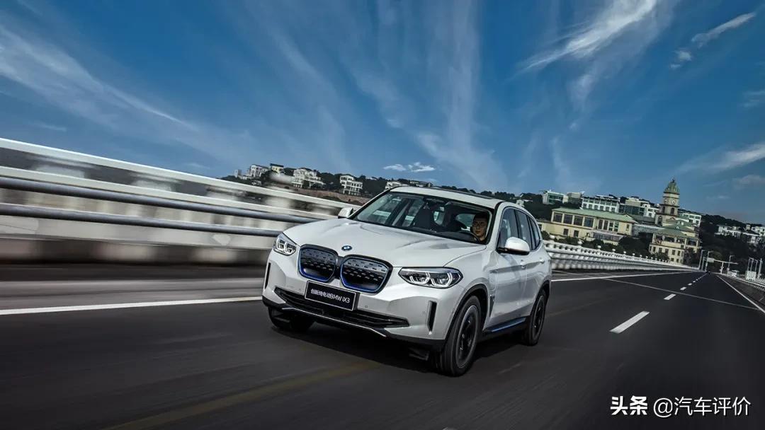 纯电动BMW iX3如何打动Bimmer?| 汽车评价