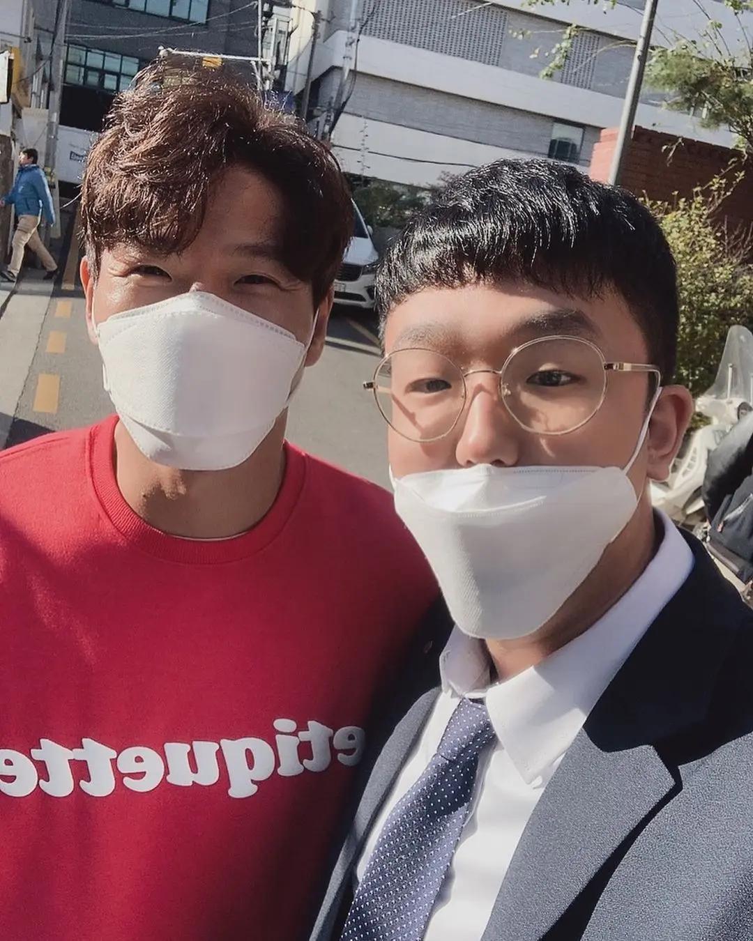 RM資訊:鍾國昭旻INS相關! 女團成員被大神叫本名落淚