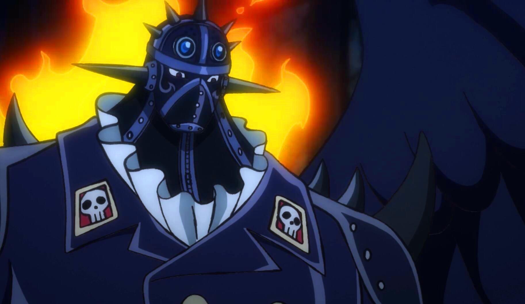 海賊王:皇級海賊團的戰略顧問,紅發團依靠貝克曼,百獸團是燼?