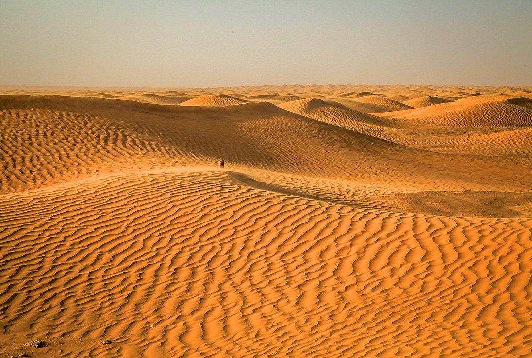 撒哈拉沙漠到底有多深?如果挖光沙子,底下是什么?
