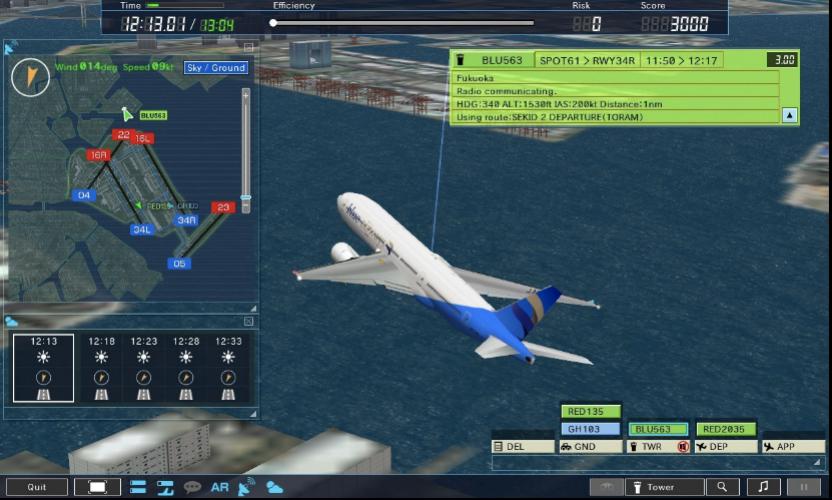 我 是 航空 管制 官 4 破解