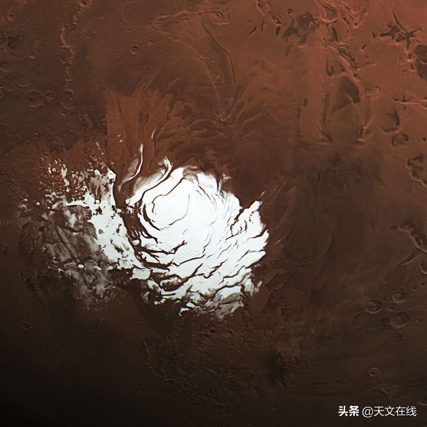 今天的火星上是否存在水?季节性盐水或许能告诉我们答案