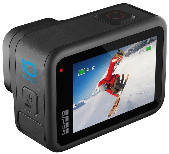 GoPro升级HERO10 Black 可拍摄2300万像素照片