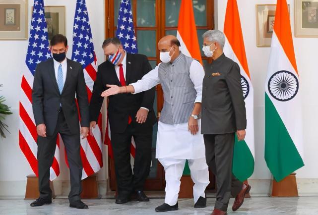 莫迪彻底抱上美国大腿?印度官方紧急辟谣,直言俄印友好最要紧