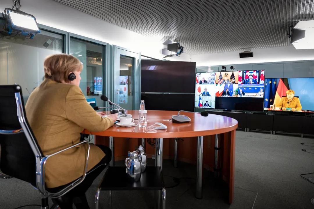 默克尔宣布G7中国决定,释放3个重大信号