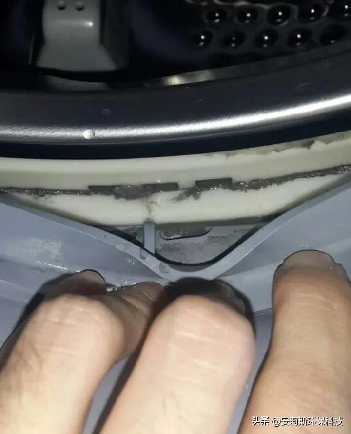 自己在家如何清洗滚筒洗衣机?不会的看过来