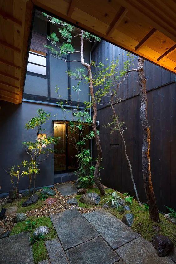 庭院設計,迷人