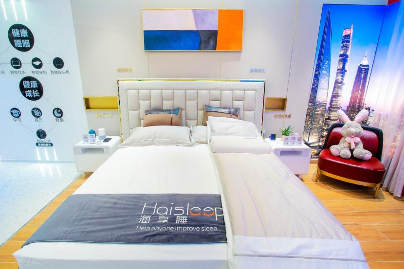 睡着和睡好真是两码事!以前不懂,在三翼鸟智慧卧室睡一觉就好了
