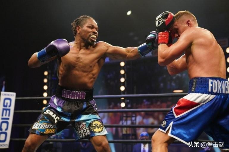 拳王波特终结22战全胜对手,夺得WBC银腰带,可惜留有遗憾
