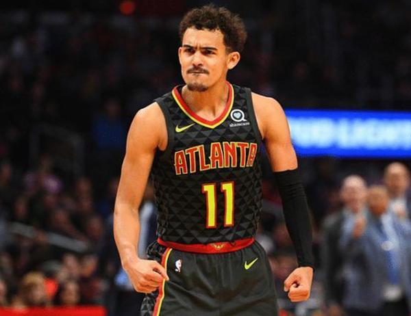 NBA十大年轻球员,未来谁可以斩获MVP、得分王、最佳一阵?