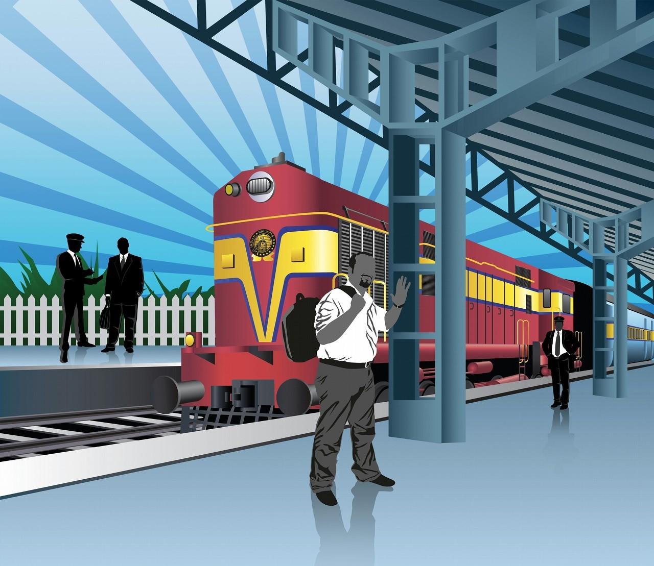 火車站靈異事件匯總:網友們火車站經歷的靈異事