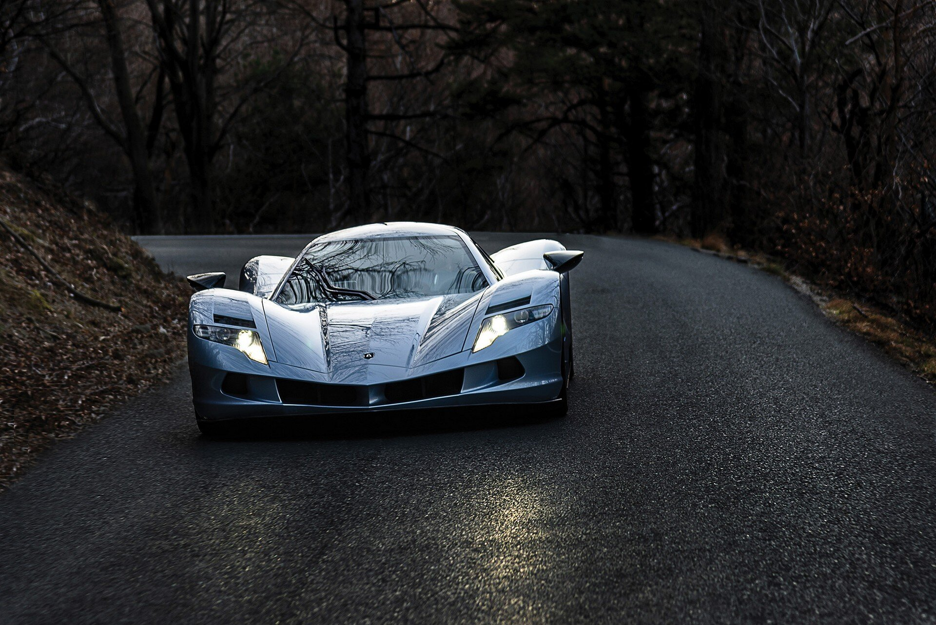 日本电动超级跑车在欧美发售,最高车速每小时400公里