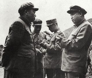 毛泽东亲自点将,彭德怀临危受命,彭大将军入朝作战的前前后后