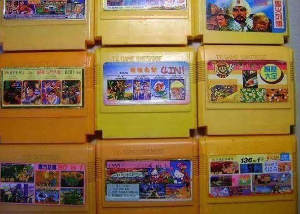 20年前父亲给我买回一盒188合1卡带,老玩家最早的智商税