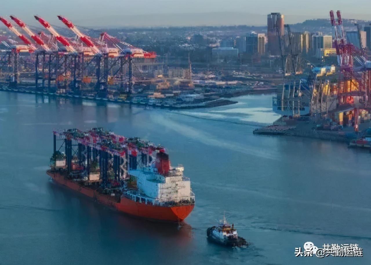美国联邦海事委员会批准对船公司是否造成美国三大港口拥堵的调查