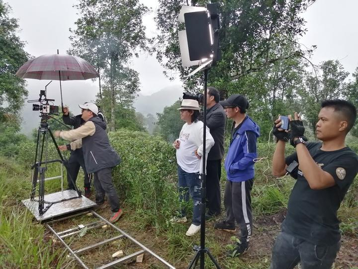 历时3个月,拍遍千年边关美景,风光音乐电影《龙州媚》MV杀青
