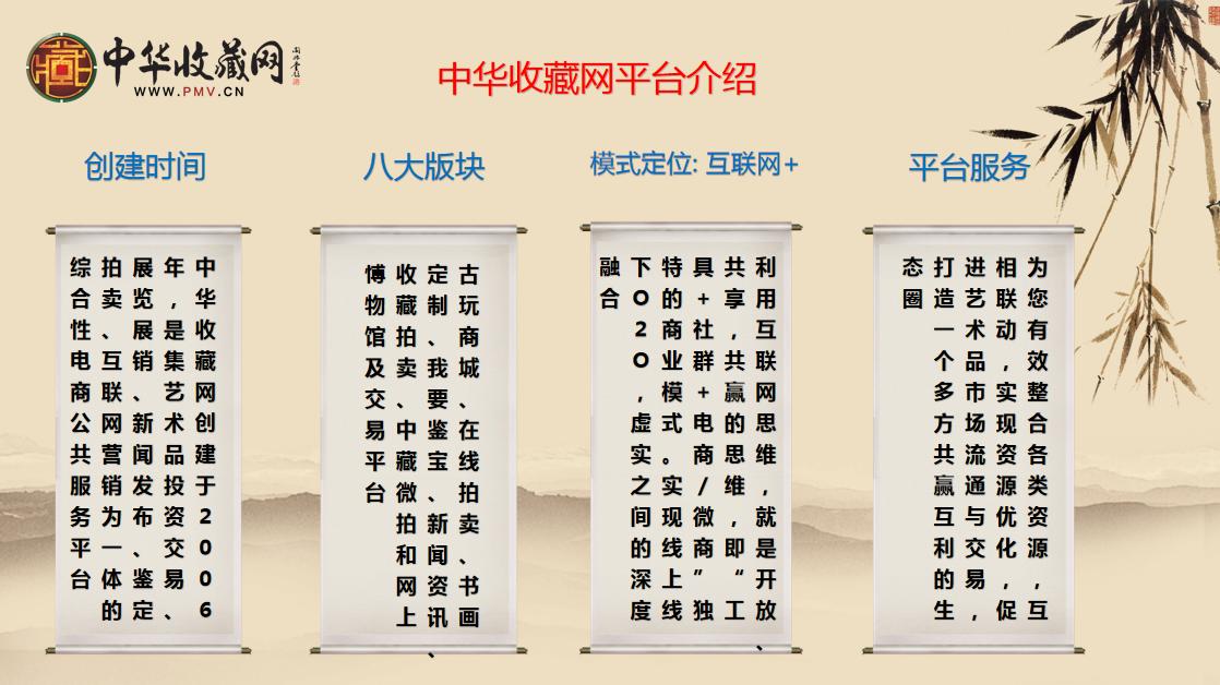 中华收藏网电商交易平台