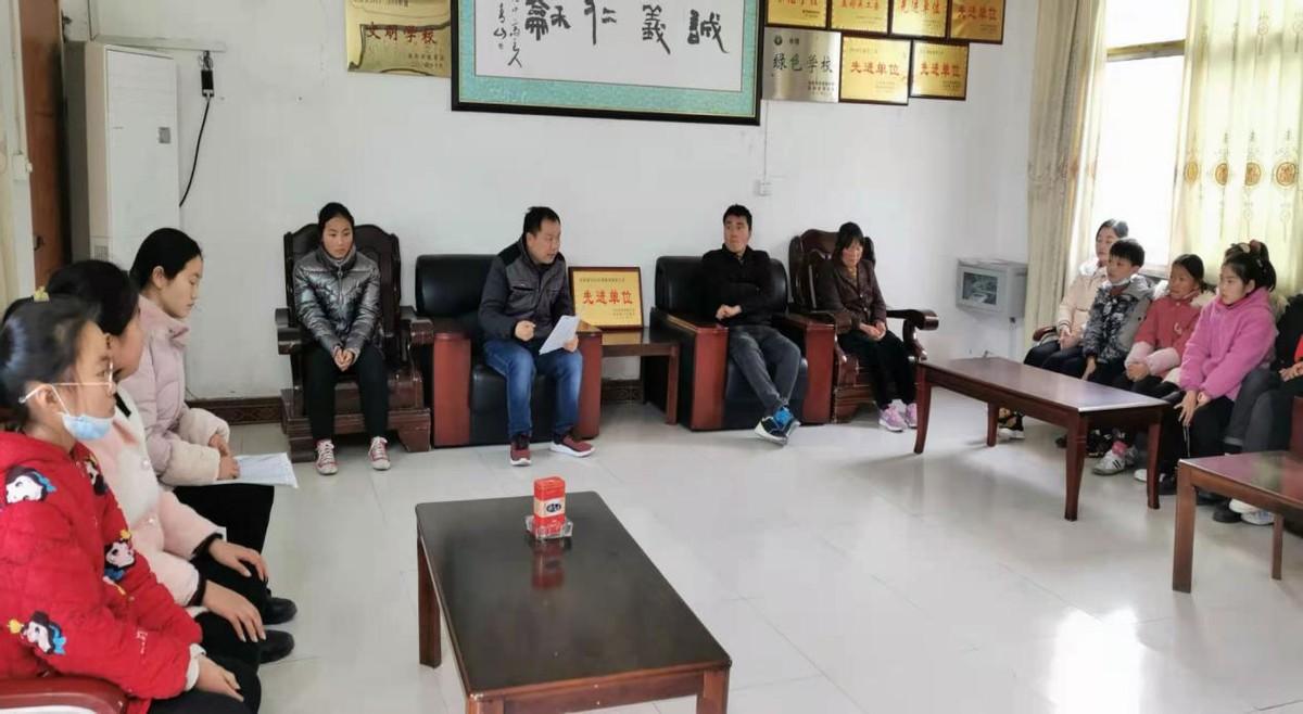 河南省仓房镇:深入座谈沟通无限 提振精神再谱新篇