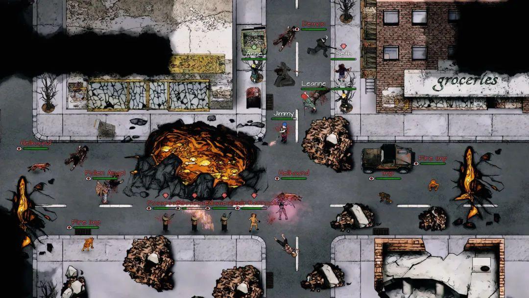 一款非常有趣的末日生存模擬遊戲