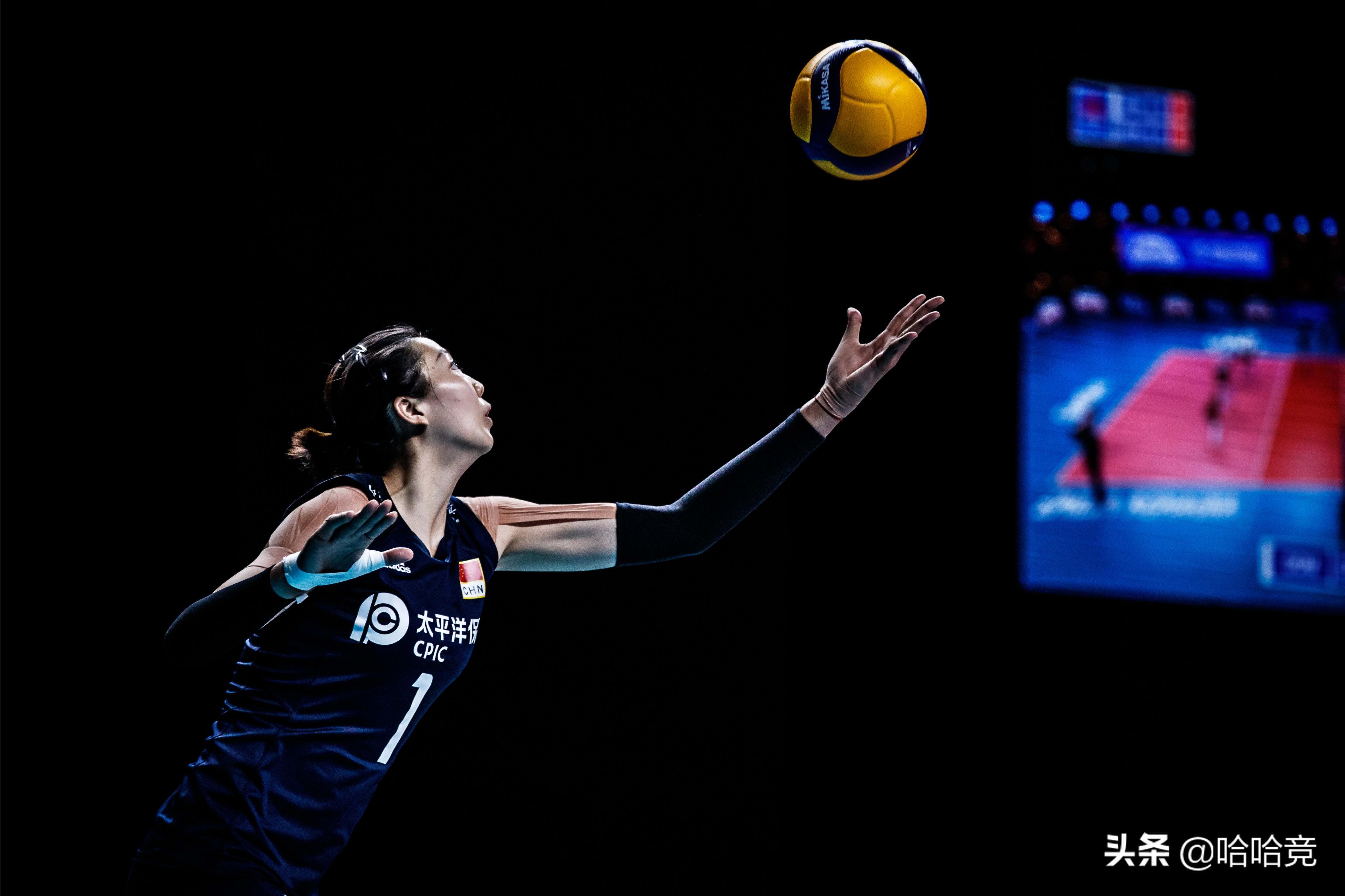 中国女排最新消息 18日3比0战胜俄罗斯 世联赛取得5连胜