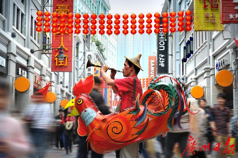 建设国际消费中心城市①丨建国际消费中心 广州的底气在哪