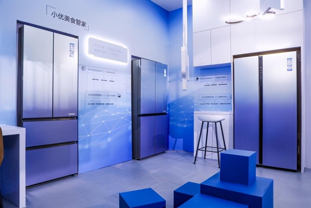 """海尔智能冰箱:不仅新鲜堪比第1天,还有语音上的""""新鲜"""""""