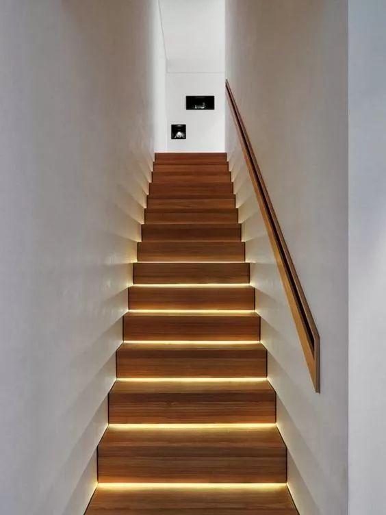 你不懂灯带设计,所以觉得土,试试这种更有颜值,适合各种风格