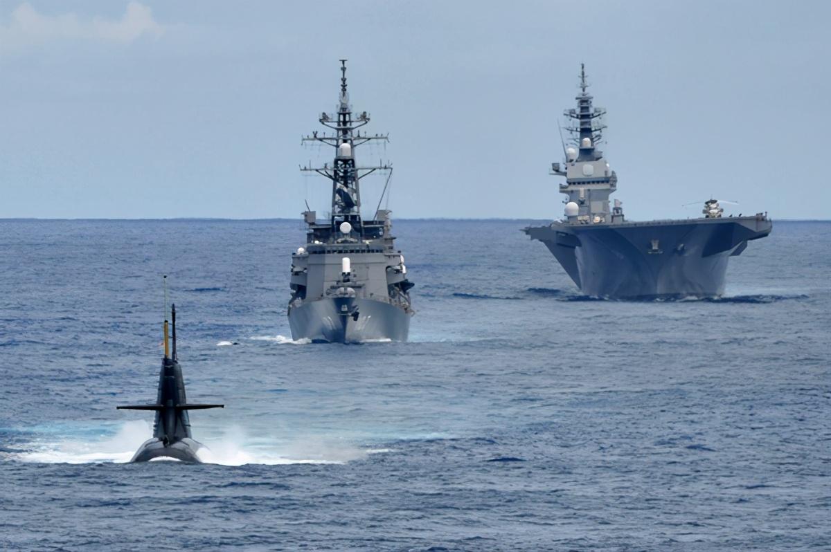 """解放军不会""""惯""""敌人!春节前夕,对华挑衅,法英军舰要来南海"""