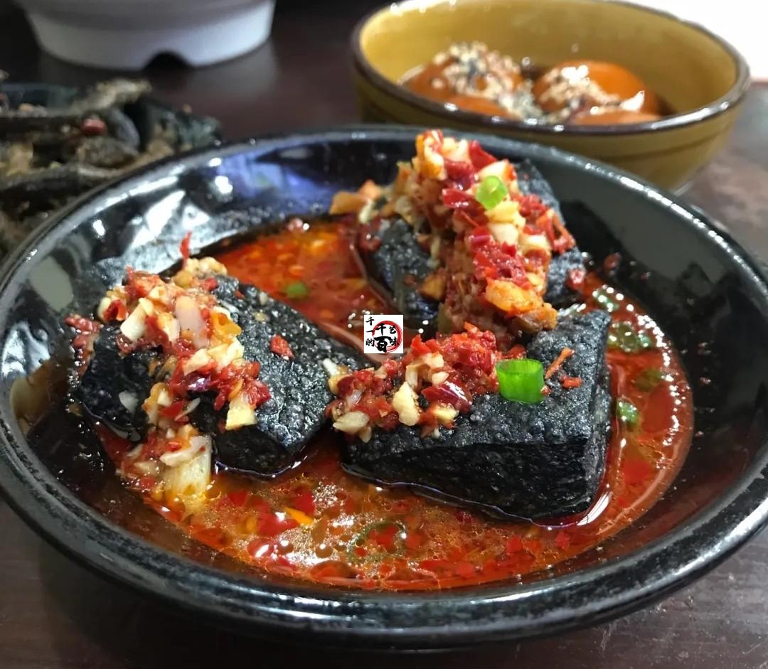 家常版臭豆腐,搭配泡菜和糖醋辣酱新吃法也不错 美食做法 第4张