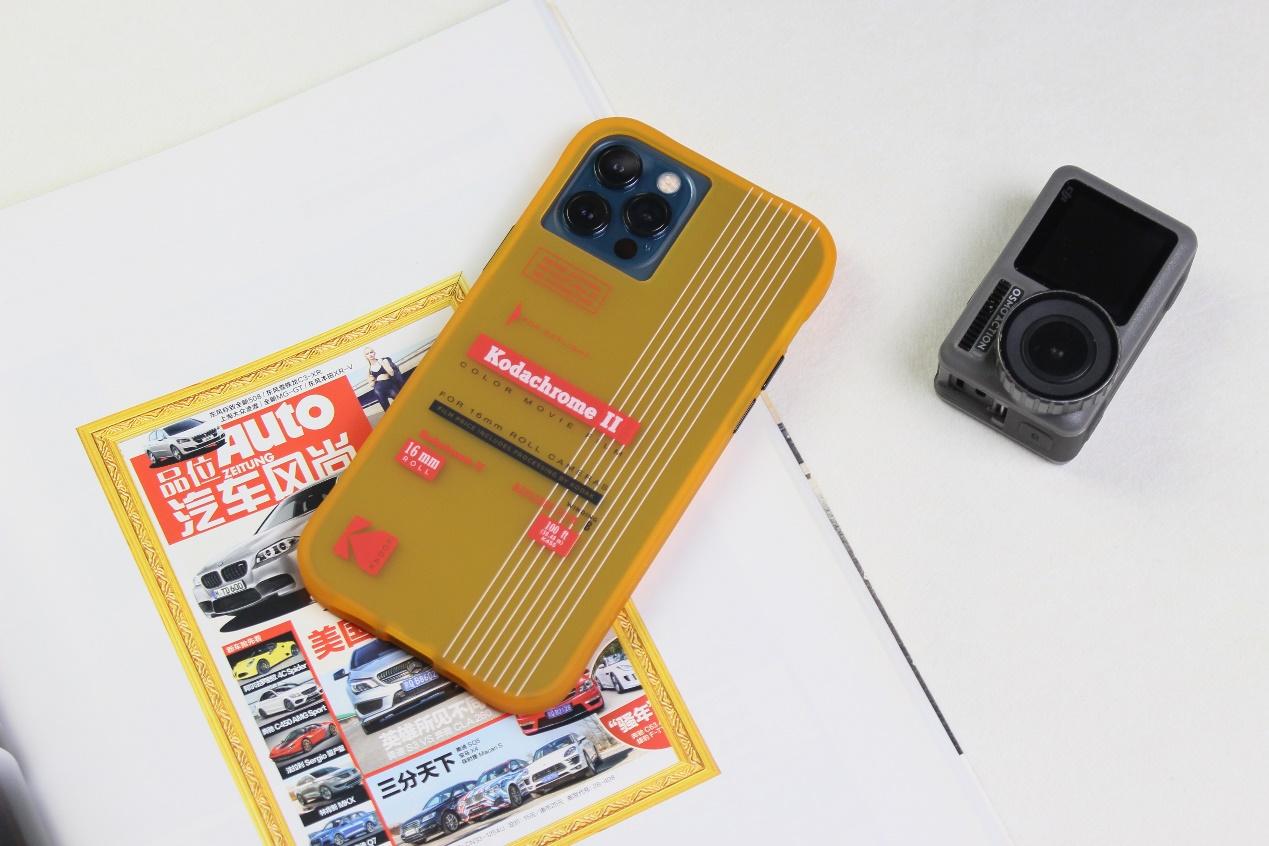 Pelican waffle drop phone case