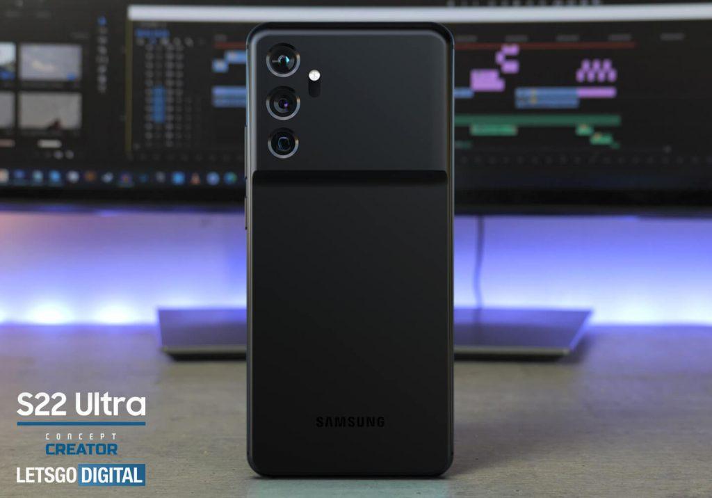三星Galaxy S22 Ultra渲染图曝光,惊现3.5mm耳机插口