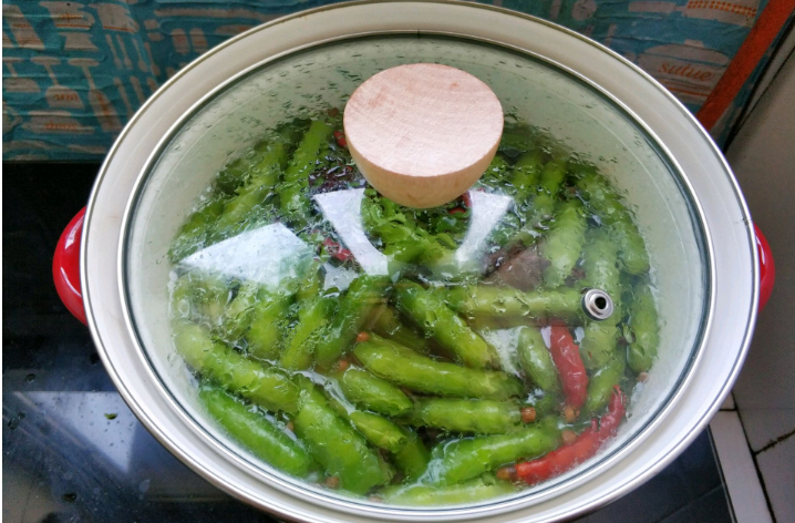 五香豌豆的做法