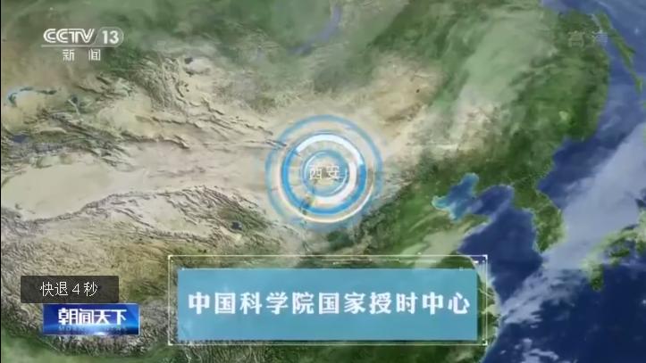 """什么?""""北京时间""""不来自北京,竟来自这里…"""