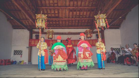 江西省全南县:品读千年雅溪