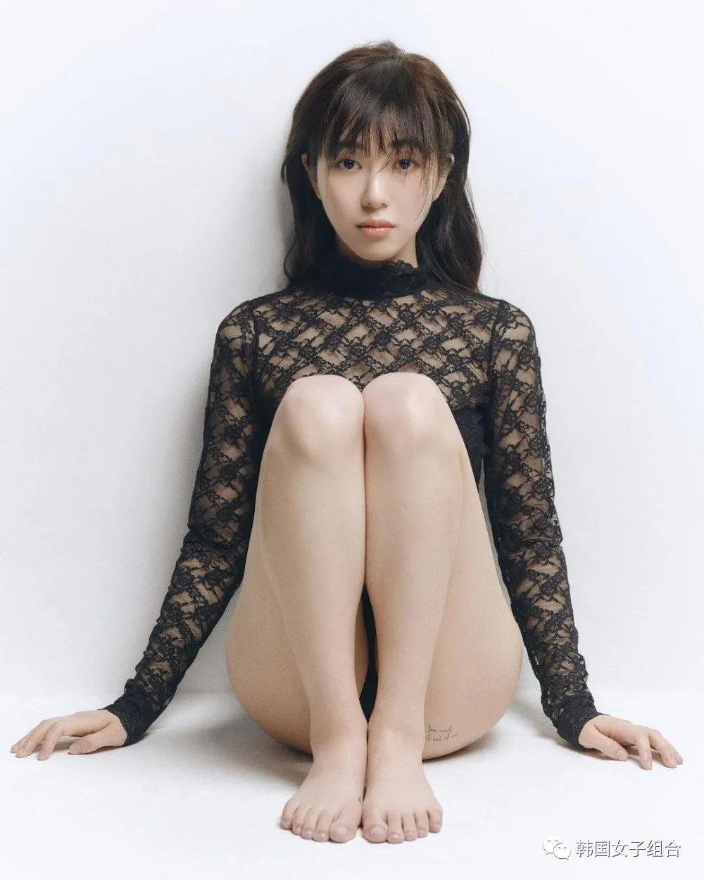 经历过每天都想死的日子后,她大秀裸背,韩网友希望她健康