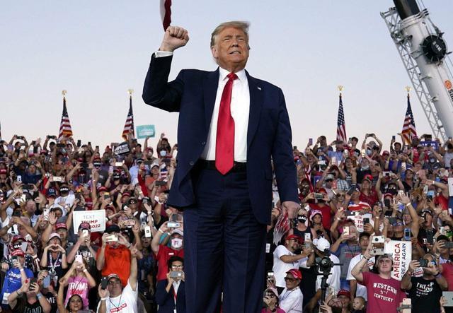 """谁赢都没用,真正的""""噩梦""""已经降临美国,白宫也不能幸免"""