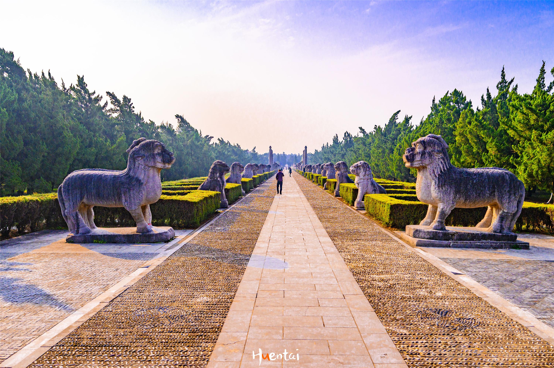安徽小县城的皇家陵墓,初葬时却是布衣百姓,游客:孝义感人