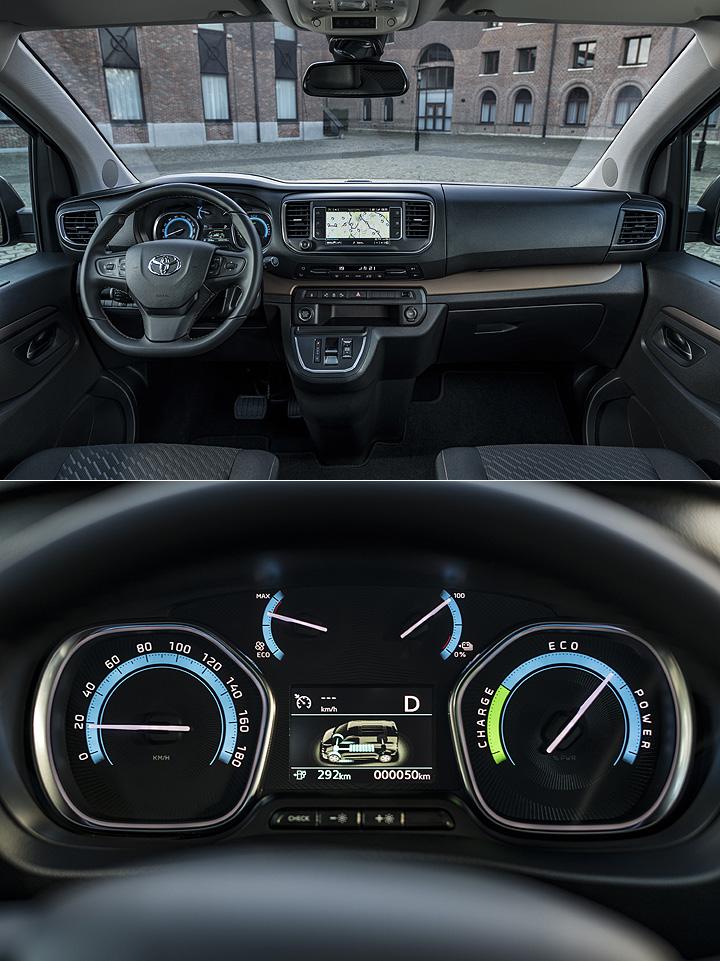 丰田将在2021年推出纯电商旅车