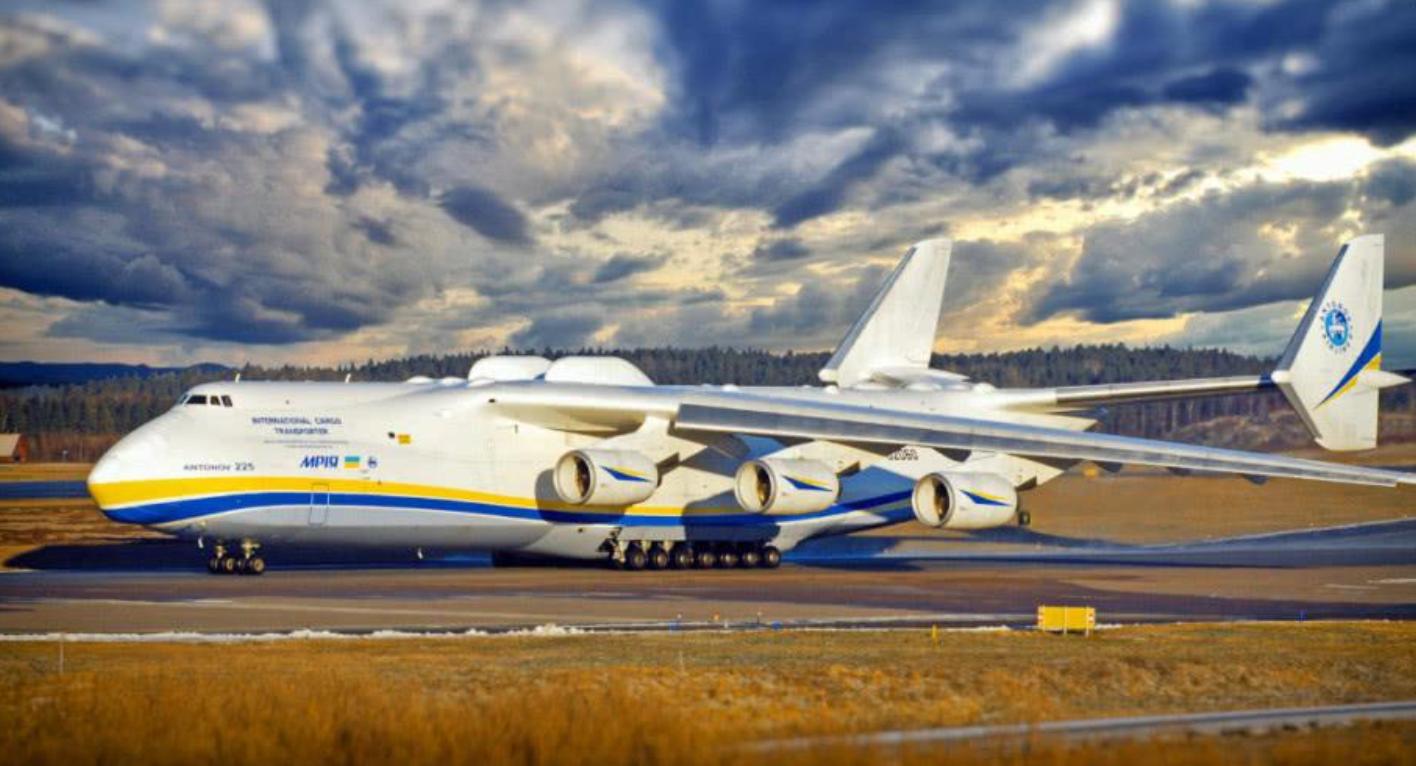 安225有多大?堪称世界之最,13个油箱,重量与40架歼20相当