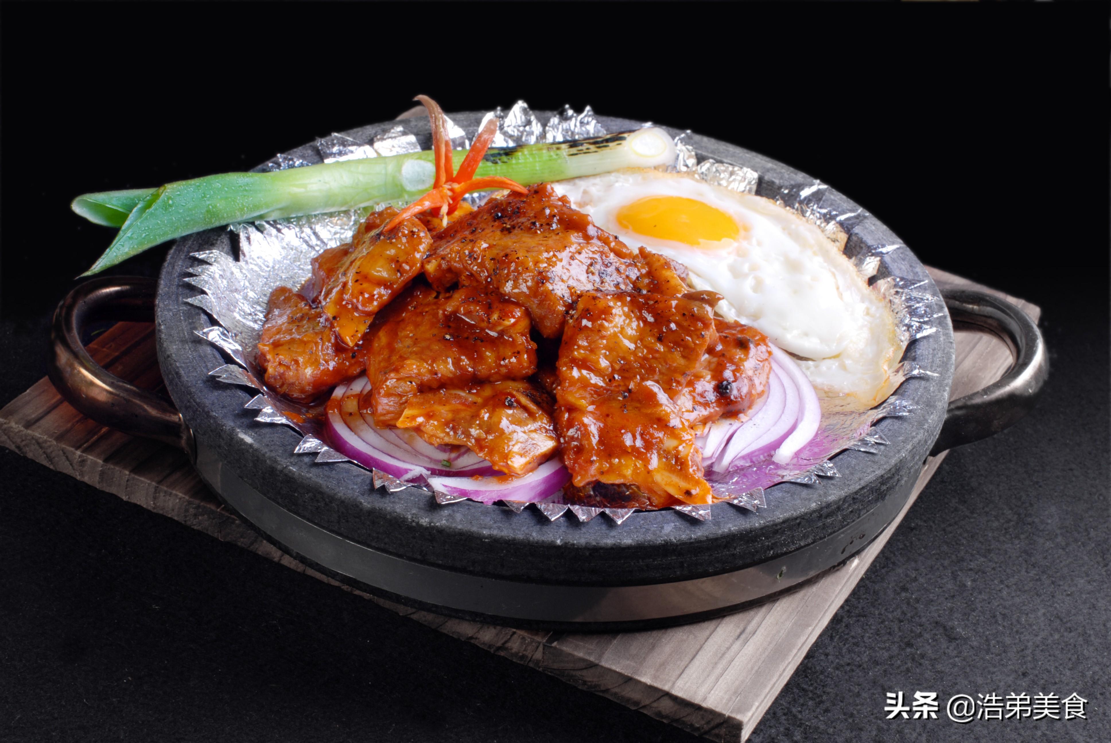 """厨师长分享:""""粤菜100道"""",其中还有10大广东名菜 粤菜菜谱 第6张"""