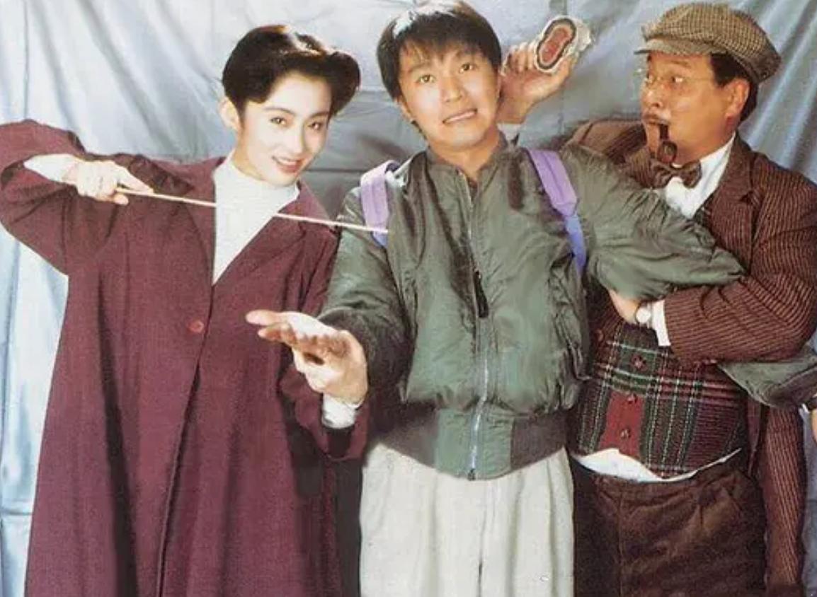 「短髮女神」張敏的上位史,和她背後的3個重要男人