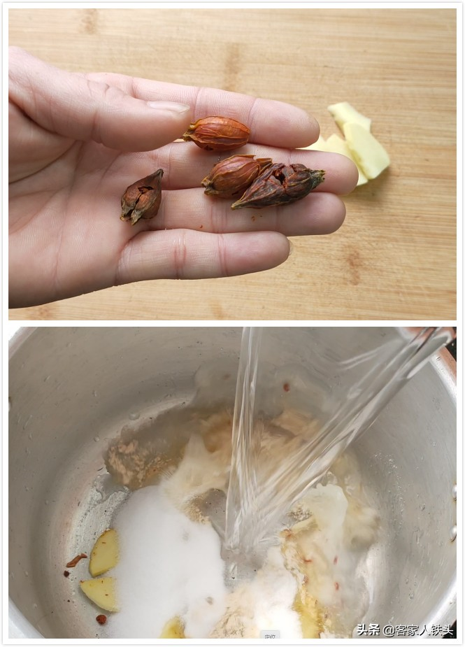 3斤雞,做一道客家脆皮雞,三起三落有講究,皮脆肉滑越吃越愛吃