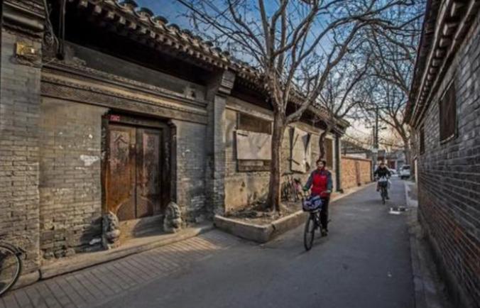 """北京蹬三轮大爷,一小时150元,住四合院,真实身份是""""贝勒"""""""