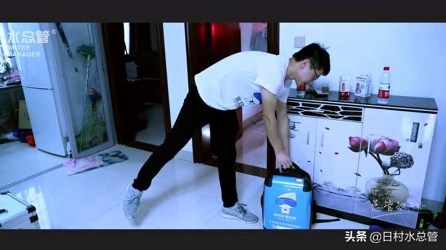 家庭自来水管清洗设备哪种好?水管清洗机详解