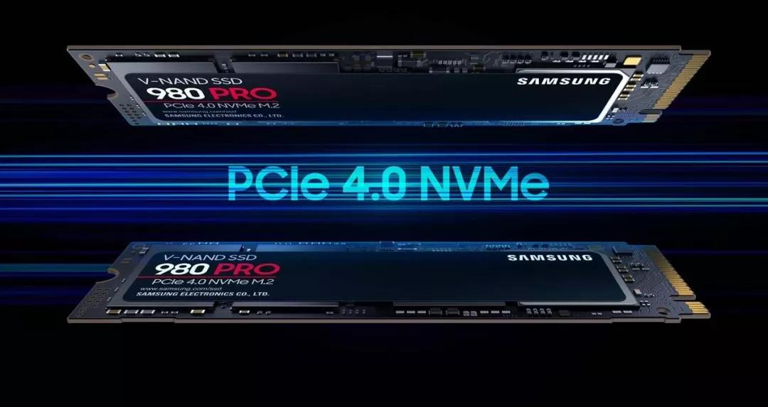 速度提升100%!三星980PRO告诉你PCIe 4.0到底有多快