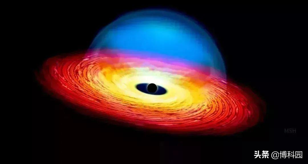 突破界限!发现最小超大质量黑洞,还不到太阳质量的100万倍
