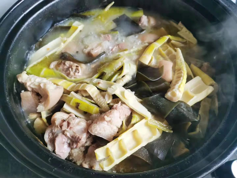 四川人这样炖的炖猪脚好吃又开胃非常下饭 美食做法 第8张