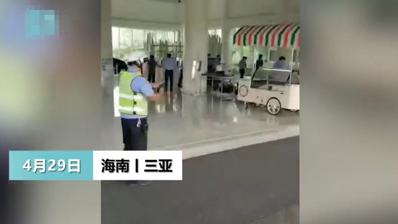 三亞又出事了!亞龍灣某酒店突發傷人事件致1死4傷,犯罪嫌疑人被當場控制